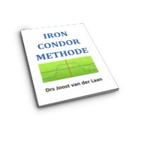 Winstegevend beleggen met de Iron Condor methode Ebook cover