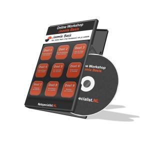 Online Workshop Joomla Basis