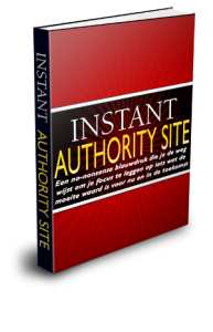 Instant Authority Site