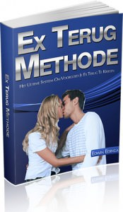 Ex terug methode Ebook