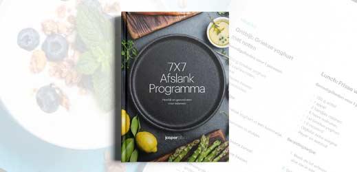 Review 7x7 afslank programma Jasper Alblas