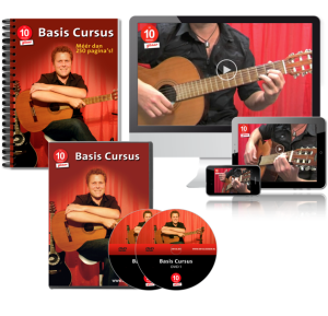 Lespakket gitaarles.nl