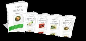 Proteïnerijke recepten kookpakket