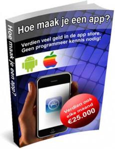 Hoe maak je een App ebook