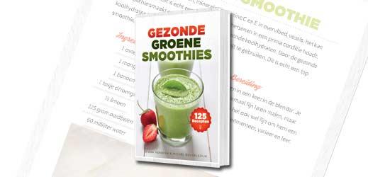 Review 125 Groene Smoothie Recepten Diana Verbeek