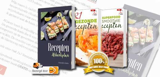 Review Recepten Afslankplan van Judith Vermeer