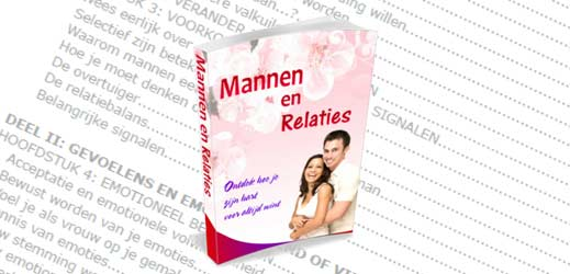 Review Mannen en Relaties (Marjolein Brokke)