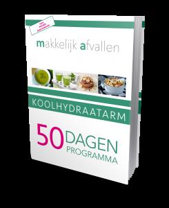 50 dagen koolhydraatarm