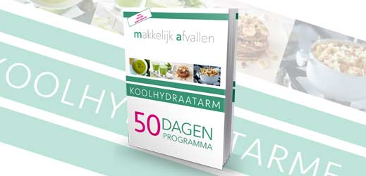 Review 50 dagen koolhydraatarm