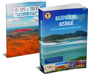 Backpackgids Australië pakket