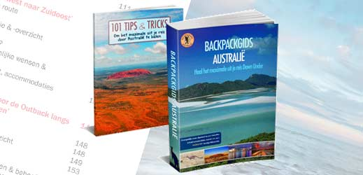 Review Backpackgids Australië