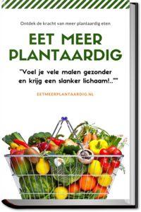Eet meer plantaardig