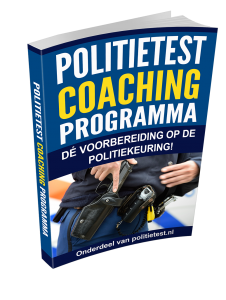 Politietest Coaching Programma