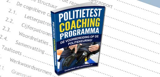 Review politietest Coaching Programma