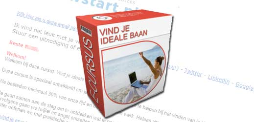Review Vind je ideale baan