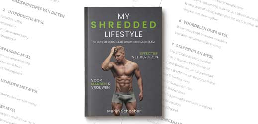 Review My Shreaded Lifestyle