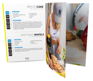 Preview Fitcooking Fitness Recceptenboek