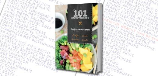 Header review 101 recepten boek