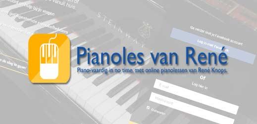 Review pianoles van rené