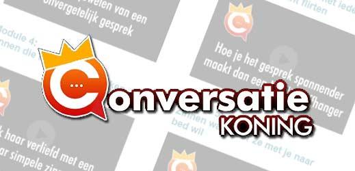 Review Conversatie koning