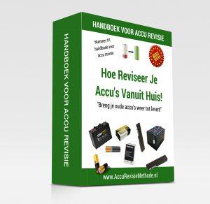 Accu revisie methode